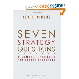 Robert Simons: 7 Imperative der Strategieumsetzung